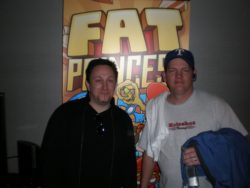 Lead Designer for Fat Princess (left)