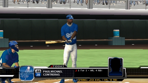 ..and this is from MLB09.