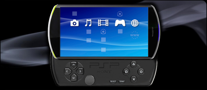 PSLS Artist Rendition of New PSP (Concept)
