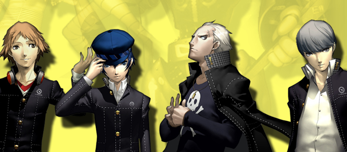 Persona 4 took five months to come to North America.