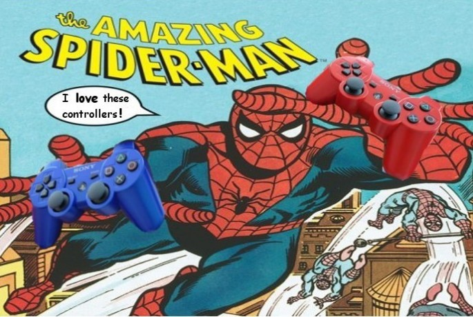 spidermancontroller
