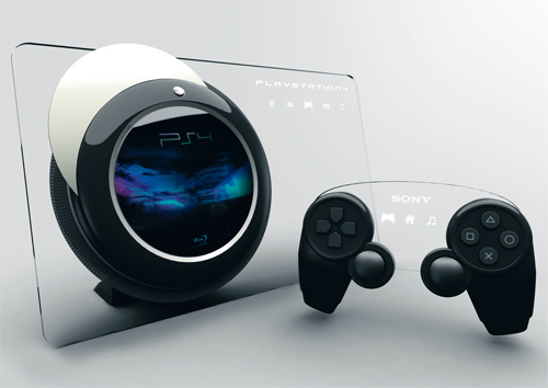 ps4 concept