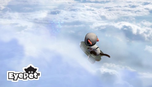 Fly into space