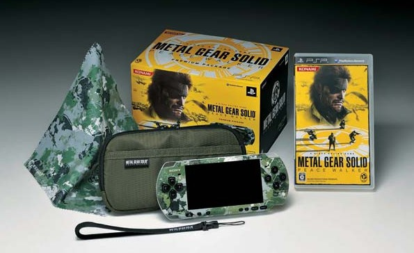 descargar metal gear psp