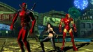Deadpool, X-23 & Iron Man - TGS Gameplay Screen - MARVEL VS CAPCOM 3 - large