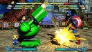Tron vs Captain America - TGS Gameplay Screen - MARVEL VS CAPCOM 3 - large