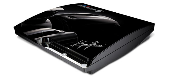 gran turismo 5 racing to playstation 3 faceplates everywhere. Black Bedroom Furniture Sets. Home Design Ideas
