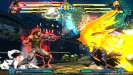 Spencer vs MODOK - NYCC Gameplay Screen - MARVEL VS CAPCOM 3