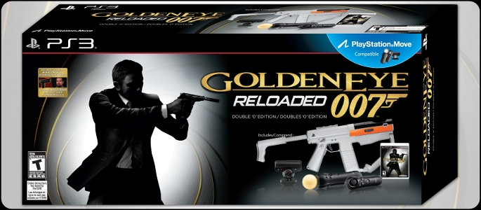 goldeneye gets reloaded with move bundle ps3 loaded with