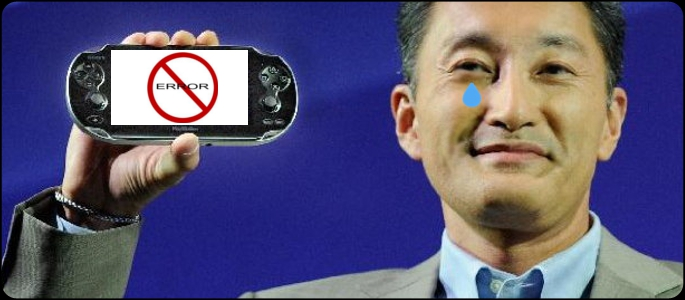 how to save your vita from the blue light of death