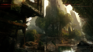 Crysis 3 - Islands concept art