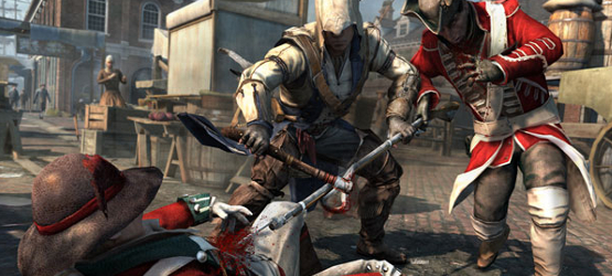 assassin's creed 3 stomach problems