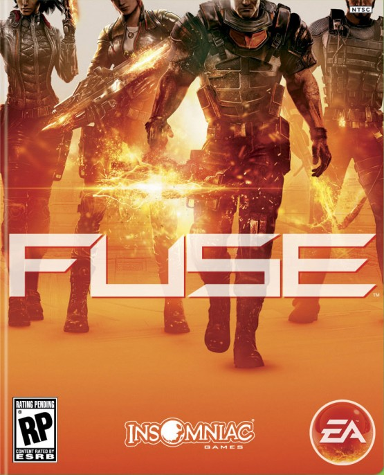 here s the fuse box art playstation lifestyle as you can see it is covered almost entirely in orange and characters in the game only have bottom halves of their faces by no one having access to their