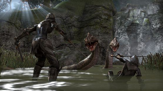 The elder scrolls online ps4 release date us