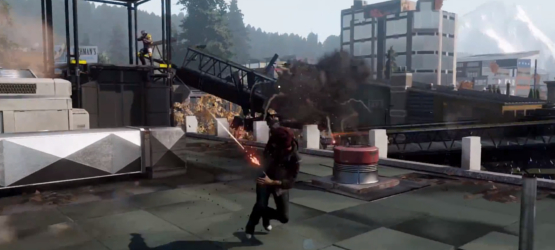 infamous second son gameplay