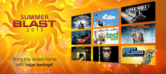 PSN Summer Blast 2013 Sale Starts Tomorrow: PSN Users see up to 60% off, PS+ Members up to 80% off