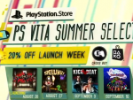 PS Vita Summer Select