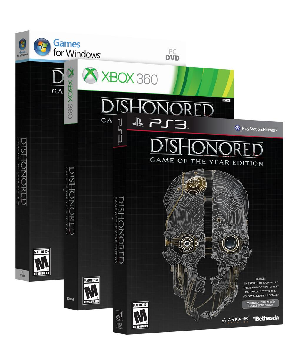 Dishonored Game of the Year Edition - Free download and ...