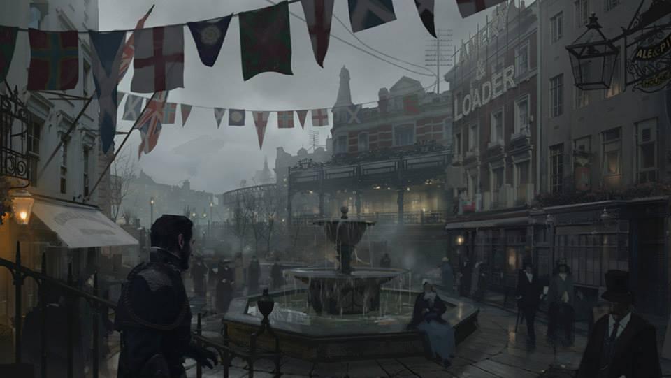 First Gameplay Screenshots for The Order: 1886 on PS4 ...