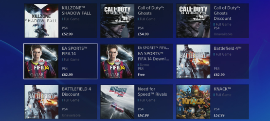 ps4ukdownloadsizesandprices