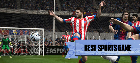 2013-Best Sports Game