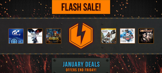 playstationstoreflashsalejanuary2014