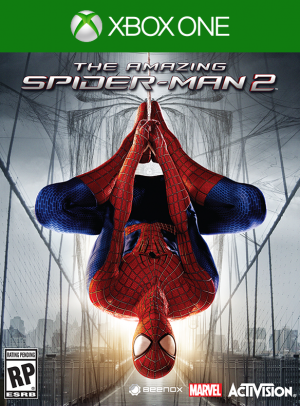 theamazingspiderman2boxart