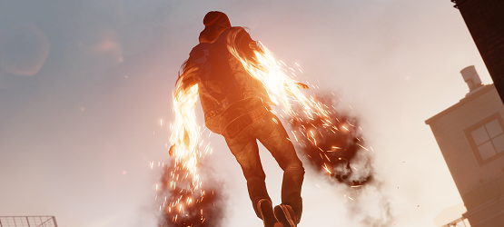 Infamous second son header 2