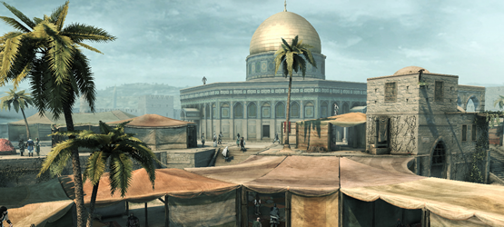 Assassins Creed - Dome of the Rock