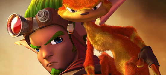 Jak 3 HD and daxter