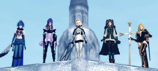 Drakengard3 Review 1