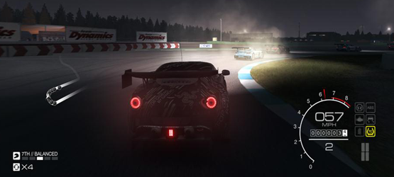 GRID Autosport Screen 1