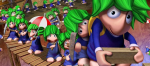 Lemmings Touch Review Header