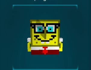 ResogunSpongeBob