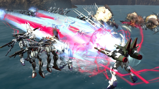 Dynasty Warriors Gundam Reborn Review 3