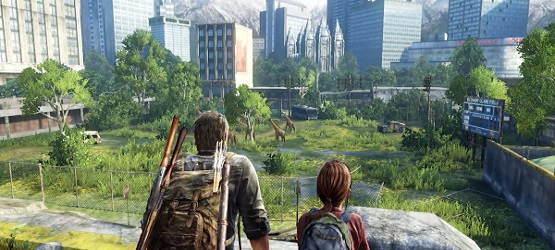 TLoU remastered