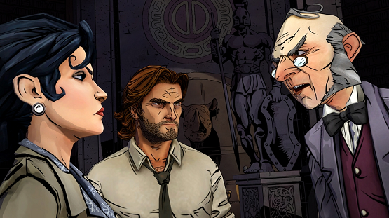 Wolf among us review 2