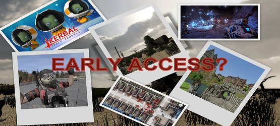 early access main