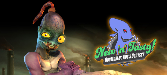 Oddworld: New 'n' Tasty Coming Soon to PS3, Xbox One, and Steam, No Word on PS Vita or Wii U Release Date