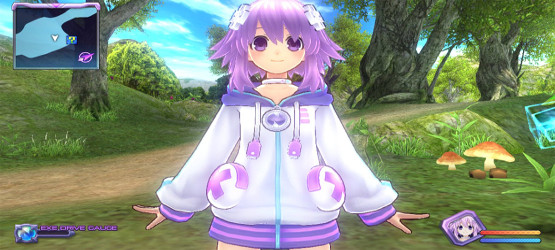 Neptunia Re;Birth1