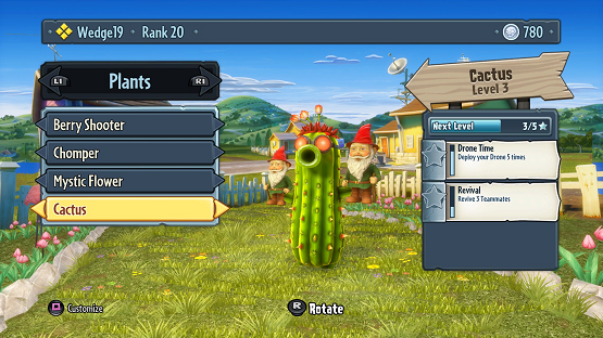 Plants vs. Zombies: Garden Warfare Review - Weed Free (PS4)