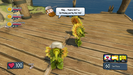 PvZ Garden Warfare Review 2