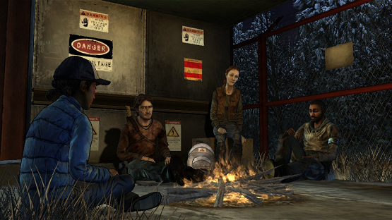 Walking Dead S2 Ep 5 review 1