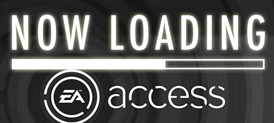 Now Loading…EA Access for PlayStation 4