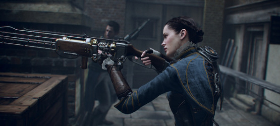 The Order 1886 Gameplay Trailer Shows Off a Powerful Shotgun
