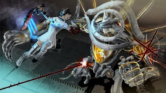 Freedom Wars Review Screenshots - 1