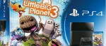 LittleBigPlanet 3 PS4 Console Bundle