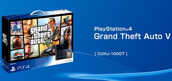 gta 5 ps4 bundle jp