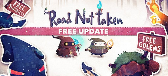 Road Not Taken Free Update Out Now, Adds New Game Modes, Creatures, and More