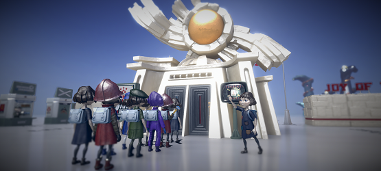 Tomorrow Children PSX